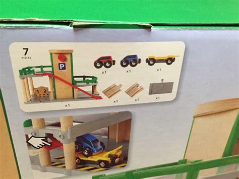 Brio Parking Garage by Samurai Zlash I Got The Brio Railway 33204 Parking