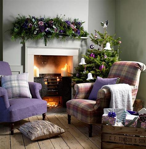 Wonderful Primitive Decor Living Room #6: Country-christmas-decorating-ideas-16.jpg