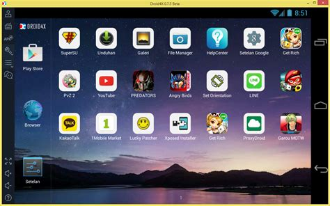 android emulator for linux 10 android emulators for pc mac and linux