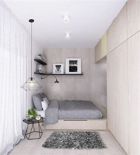 25 best ideas about small modern bedroom on