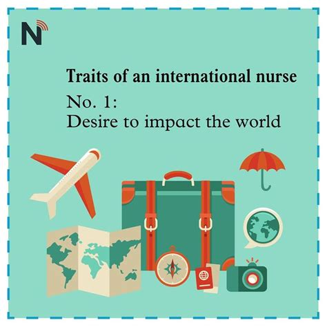 International Travel Nursing - if you desire to make a difference somewhere in the world