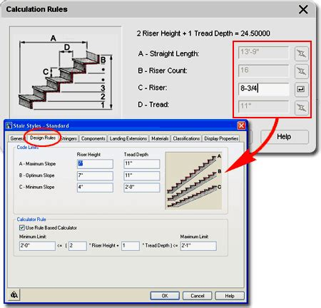 Formula For Stair Treads And Risers by Similiar Stair Tread Formula Keywords