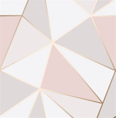 rose gold pattern wallpaper apex geometric rose gold wallpaper rose and gold