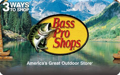 Bass Pro Shop Gift Card Locations - buy gift cards online available at giant eagle
