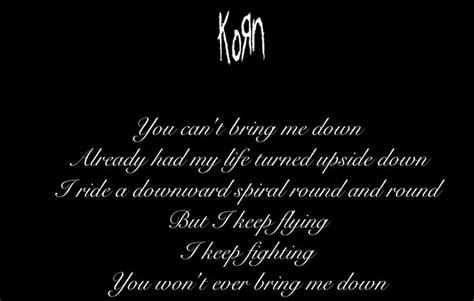 korn tattoo lyrics 91 best images about korn on pinterest