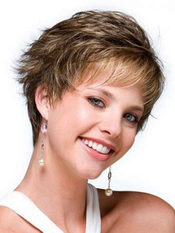 modern pixie 19pcs weave short hair extension modern pixie with short face framing sides synthetic wig