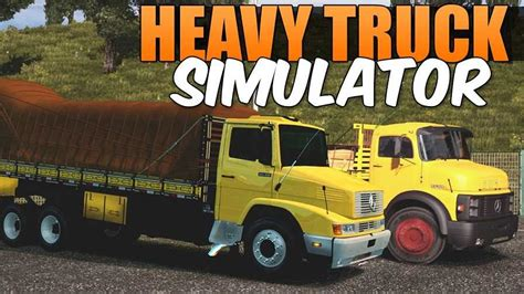 truck apk heavy truck simulator mod apk unlimited money 1 970