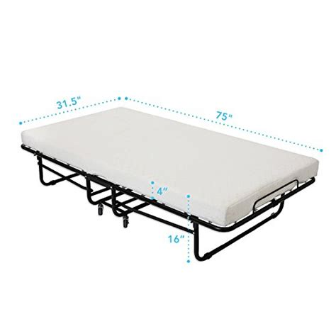 Strong Mattress by Product Reviews Buy Milliard Premium Folding Bed With