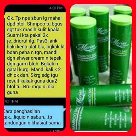 Harga Essence The Shop marine essence shoo soap bamboo salt murah roziez shop