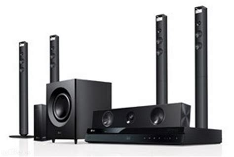 wireless home theatre system brand new 472664