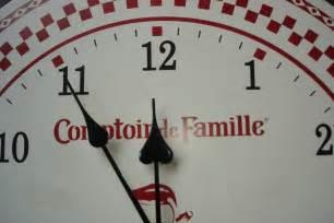 dressing grenier horloge comptoir de famille