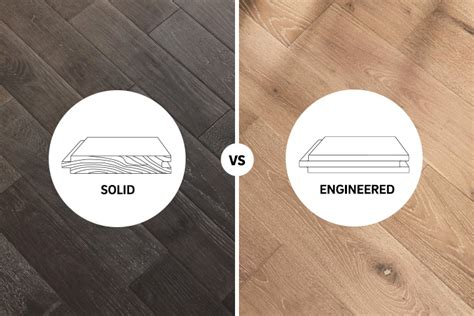 Engineered or Solid Hardwood Flooring