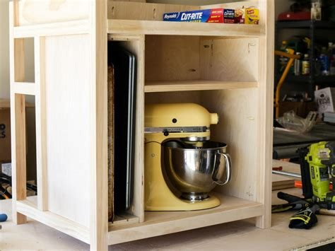 building a kitchen island jennifer rizzo how to build a diy kitchen island on wheels hgtv