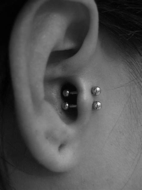 Did Get A Nose 2 by The Things And The Other Stuffs Piercing Tragus