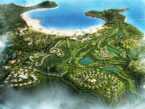 mandalika resort master plan south lombok pnampakan