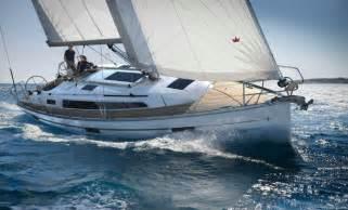 Chair For Kitchen Island Bavaria Cruiser 45 Istion Sailing Greece