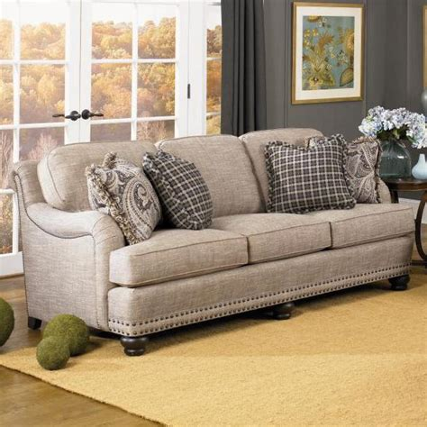 classic english sofa designs english sofa with rolled back english arms and nail head