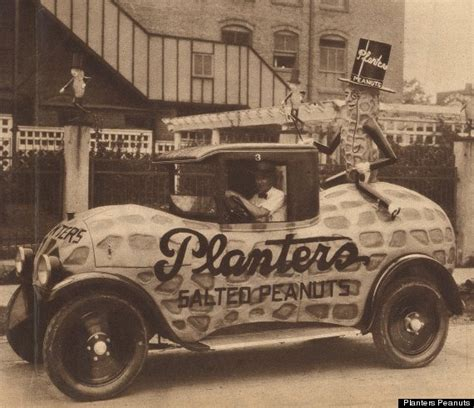 Planters Nutmobile by Mr Peanut S Nutty New Ride Huffpost