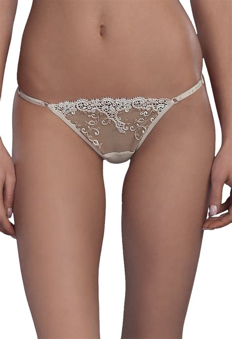 Why More Are Going For G Strings And Other Waist Ornaments by La Perla Briefs Gstrings In Lyst