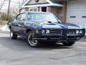 Pictures Of 1969 Pontiac Gto 1969 Pontiac Gto