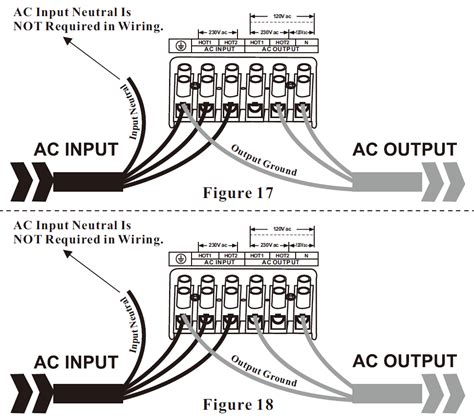 dc to ac power inverter wiring details wiring diagrams