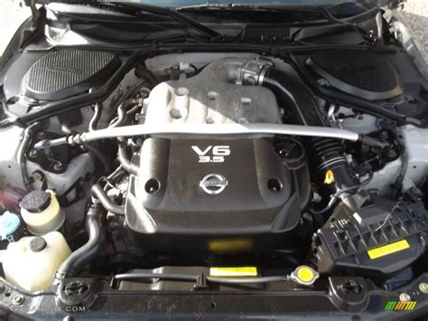 custom nissan 350z engine 2004 nissan 350z coupe engine photos gtcarlot com