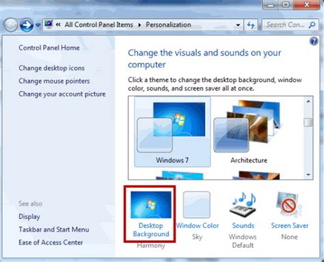 change your own facebook theme how to create your own windows 7 theme