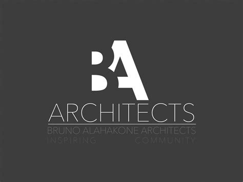 Banner Design Ideas by Logo Design For Ba Architects By Philm Design 4378528