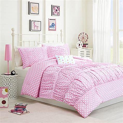 moorlife familia by mizone store mizone lia comforter set in pink www bedbathandbeyond