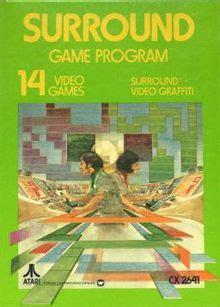 retro games wikipedia surround