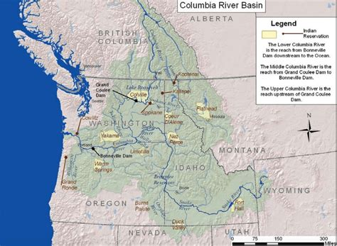 columbia river map radioactive waste still flooding columbia river epa says
