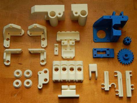 Prusa I3 Vanilla Printed Part prusa i3 vanilla printed parts beautiful reprap