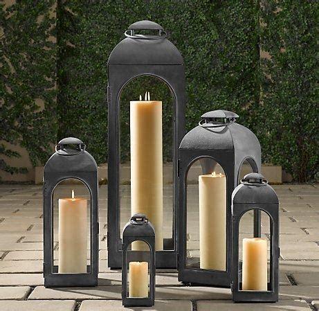 duomo lanterns weathered zinc weathered zinc restoration hardware