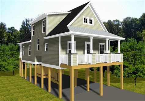 small stilt house plans best house design