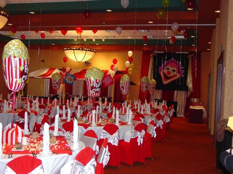 circus theme decoration gallery convention services of the southwest inc
