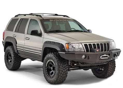 Jeep Wj Fender Flares Jeep Grand Wj Fender Flares