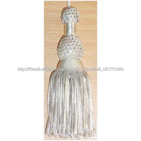 frange pompon or l unit 233 frange gland pour rideaux frange
