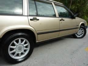 Volvo 940 Seats 1993 Volvo 940 Turbo Wagon Warranty Heated Seats
