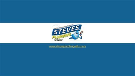Oahu Plumbing Company   Steve's Plumbing Service Inc