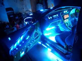 Lighting A Car Interior Blue 12 Quot Car Interior Neon Lights Two 2 12 Inch 30cm