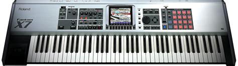 Keyboard Roland Fantom X7 roland fantom x7 workstation keyboard