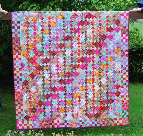 pattern on fabric not straight lily s quilts how i straight line quilt