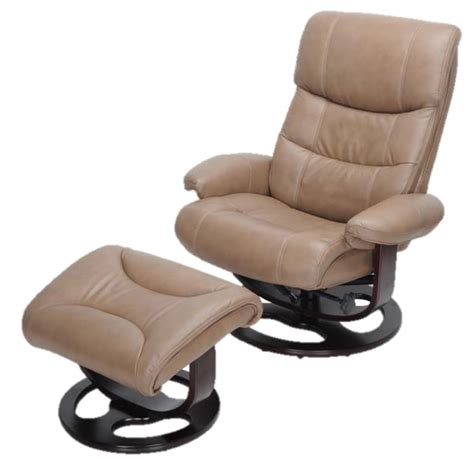 barcalounger recliner with ottoman barcalounger dawson frton black leather pedestal