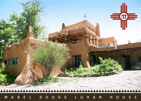 Mabel Dodge Luhan House by Nessy Designs Mabel Dodge Luhan House