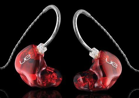 inner ear monitors for singers ultimate ears 18 pro in ear headphones stereophile