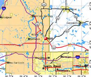 Niles Michigan Map by Niles Mi Pictures Posters News And Videos On Your
