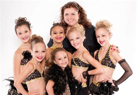 where are the dance moms kids now the entire dance moms cast then and now photos