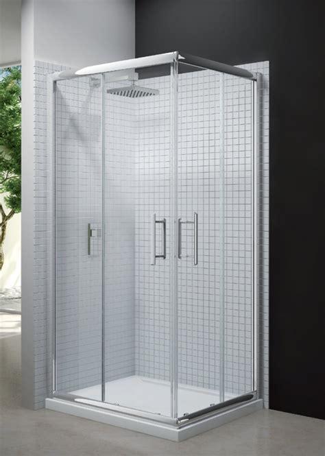 Backlit Bathroom Mirrors Uk by Merlyn 6 Series Corner Door Shower Enclosure 800 X 1900mm