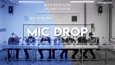 download mp3 bts mic drop lirik chord mic drop feat desiigner steve aoki remix bts