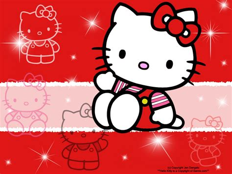 hello kitty rock wallpaper red hello kitty wallpapers wallpaper cave